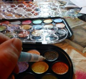 niji sept pearlescent palette